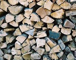 Always 100% Hardwood