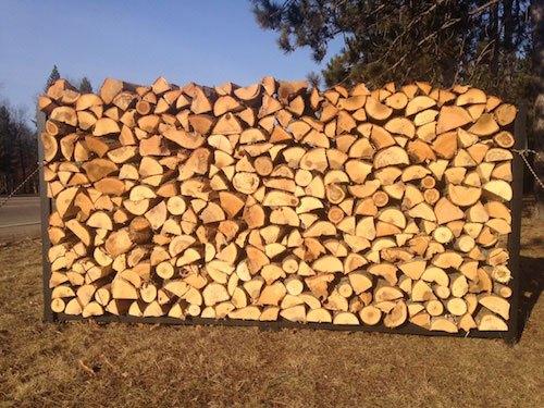 contact us - Firewood Racks